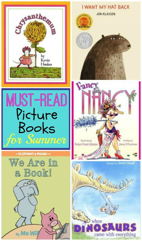 list of picture books ways to encourage summer reading design dazzle