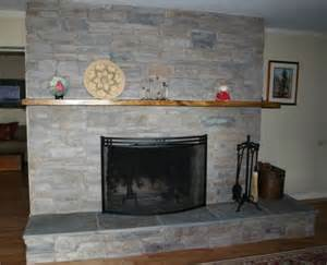brick laminate picture brick fireplace remodel