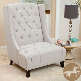 living room furniture for tall people miles tall wingback accent chair by christopher knight
