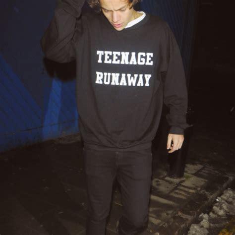liam payne tattoo jumper shirt teenage runaway hoodie boys girls skreened jumper