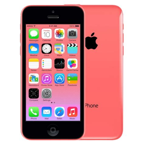 Apple Iphone 5c 32gb Second buy quality refurbished iphone 5c 32gb pink