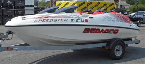sea doo boat and trailer weight sea doo speedster 1998 for sale for 8 949 boats from