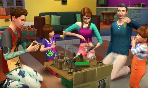 most liked sims 4 updates the sims 4 update latest parenthood teaser unveils