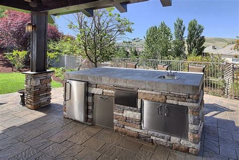 outdoor kitchen builder outdoor living laguna kitchen and bath design and remodeling