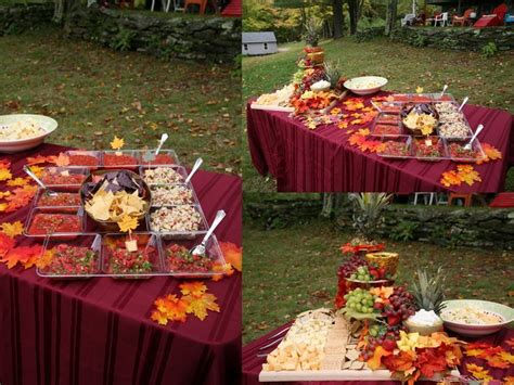 fall backyard ideas backyard wedding ideas for fall ztil news