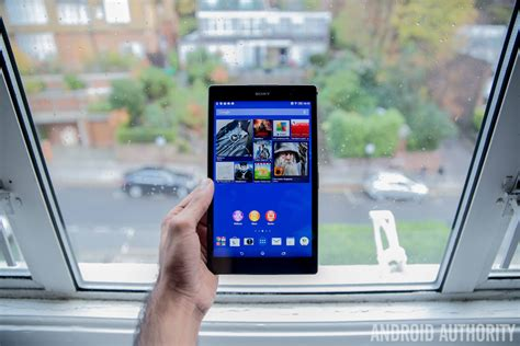 Sony Xperia Z3 Tablet sony xperia z3 tablet compact review