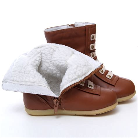 Baby Boot pu leather baby boots for toddler infant children snow boots winter baby boots boy