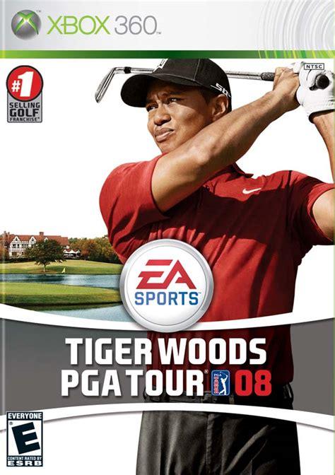 Kaset Ps3 Tiger Woods Pga Tour 08 tiger woods pga tour 08 xbox 360