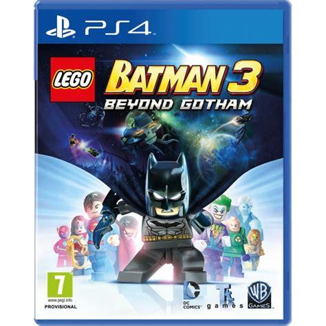 Lego Ps4 lego batman 3 beyond gotham ps4 ozgameshop