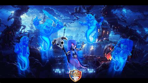 wallpaper design clash of clans clash of clans wallpaper heroes units city wallpaper