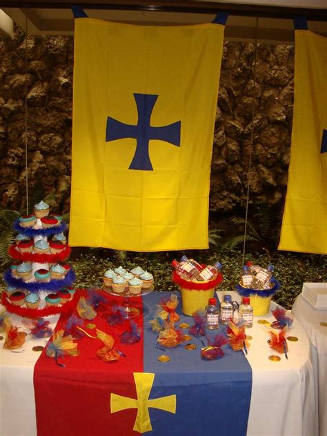 knights of the table ideas king arthur s knights birthday ideas photo 1 of 9
