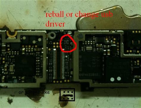 Iphone 4s Ic Charger U2 iphone 4 charging solution gsm repairing