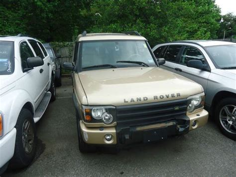 how do cars engines work 2001 land rover discovery series ii on board diagnostic system buy used 2004 landrover discovery it need engine work in capitol heights maryland united states