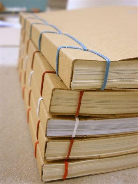 amazing diy book binding ideas for beginners via craft directory ᗰoᖇe ᑕᖇᗩᖴty ᑭᖇoᒍeᑕt