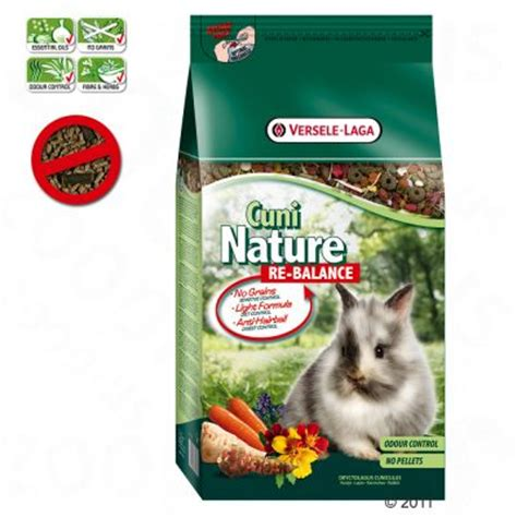 Snack Kelinci Bunny Nature cuni nature re balance rabbit food free p p 163 29 at zooplus