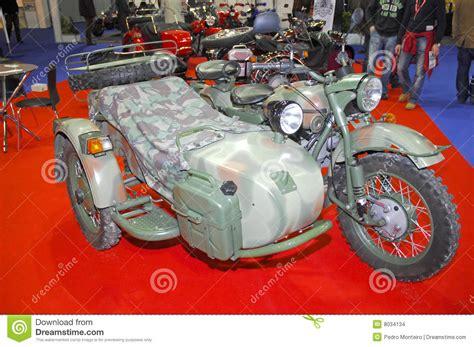 Ural Motorrad Russland by Ural Motorrad Russland Redaktionelles Stockbild Bild