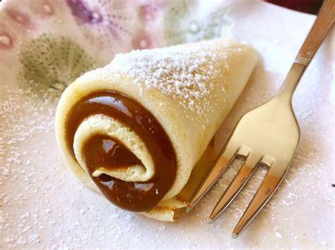 panqueques con dulce de leche recetas de argentina como hacer panqueques de dulce de leche