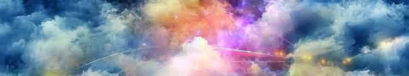 The Best Flowers triple monitor screen wallpaper cloud sky ciel nuage