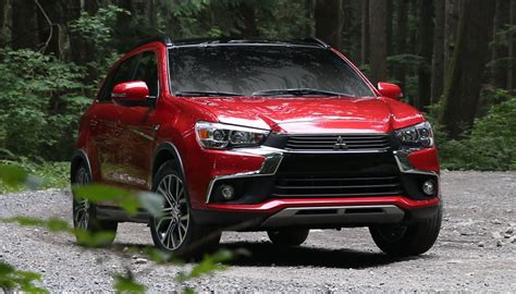 2017 mitsubishi outlander sport review 2017 mitsubishi outlander sport the budget