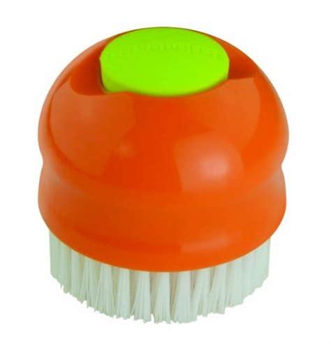 Clean Pop 2 In 1 Brush casabella 2 in 1 veggie brush review food fanatic
