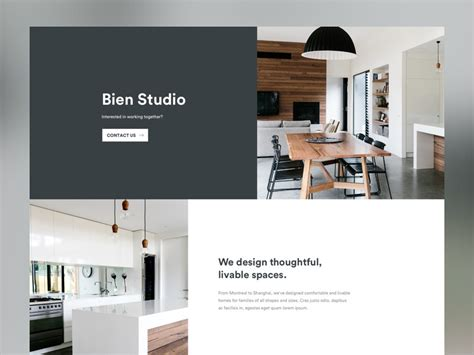 Tips On Building Your Interior Design Portfolio Sites Interior Design Portfolio Websites