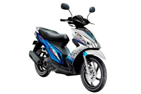 Automatic Suzuki Motorcycle Suzuki Skydrive Dynamatic Review And Spec The New Autocar