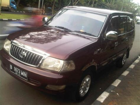 Toyota Innova Th 2004 V Type toyota kijang lgx 1 8efi new model th 2004 istimewa