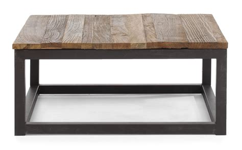 Zuo Modern CIVIC CENTER SQUARE COFFEE TABLE by OJ Commerce