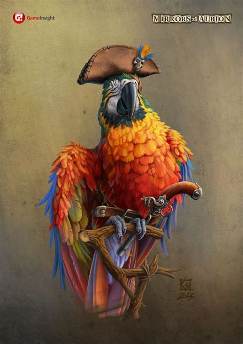 pirate parrot tattoo designs best 20 parrot ideas on hummingbird
