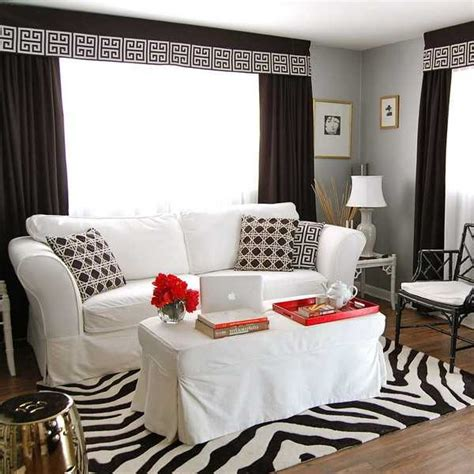 zebra print living room zebra living room decorating ideas