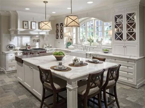 Eating Kitchen Island by 30 Kitchen Islands With Seating And Dining Areas Digsdigs