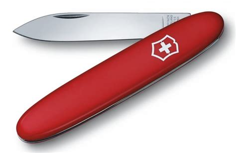 victorinox excelsior single blade swiss army knives