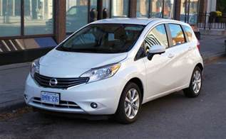 Nissan Versa Note Sl Review 2016 Nissan Versa Note Sl Canadian Auto Review