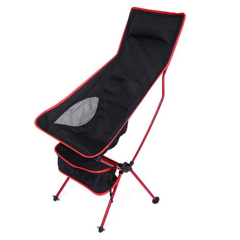 Ultra Light Folding Chair by Outdoor Folding Chair Ultralight Collapsible Moon Leisure