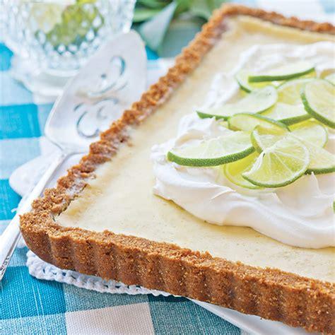 lime buttermilk tart paula deen magazine