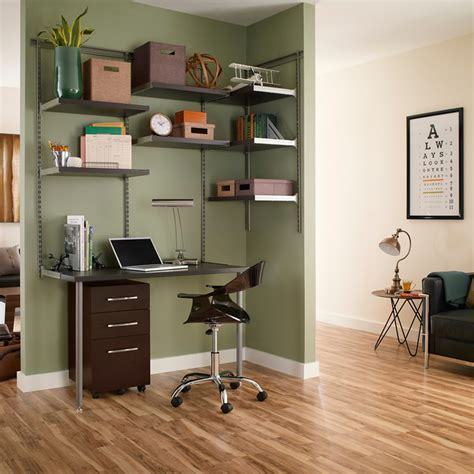 Closetmaid Accessories Closetmaid Launches Shelftrack Elite Home Office Kits And