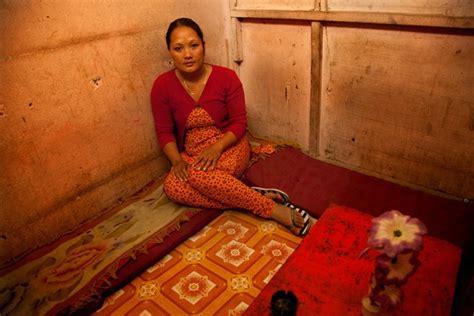 Cabin Restaurant In Kathmandu by Trafficking Nepal Photography And World Photographer Kristine