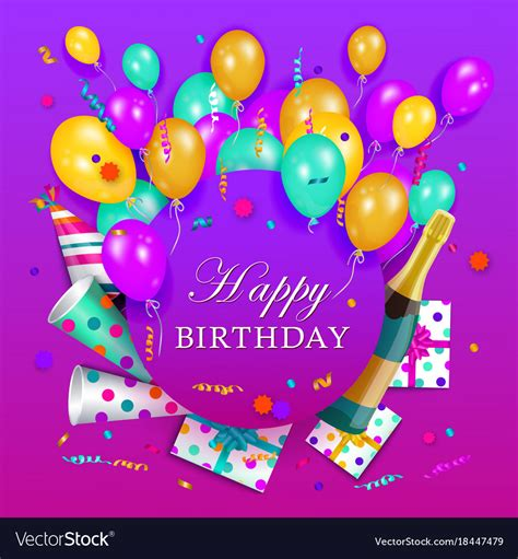 Happy Birthday Poster Template Best Happy Birthday Wishes Happy Birthday Poster Template