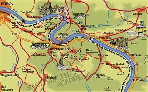 Feuerstellen Karte by S 228 Chsische Schweiz Sehensw 252 Rdigkeiten Karte Schottland Karte