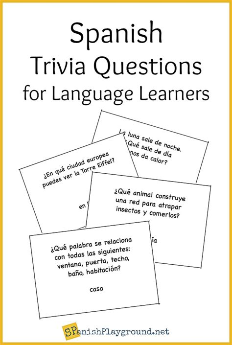 Questions Printable