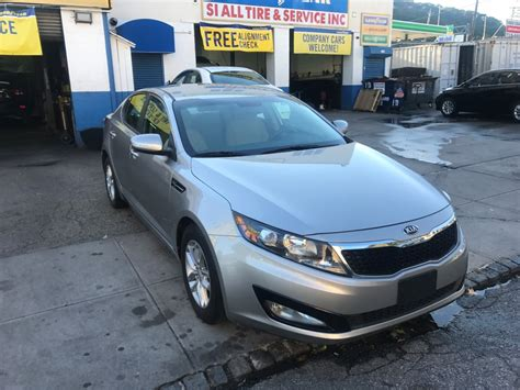 Kia Optima 2013 Price Used by Used 2013 Kia Optima Sedan 6 990 00