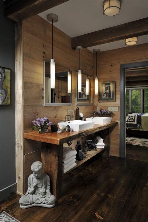 beautiful wood master bathroom designs page