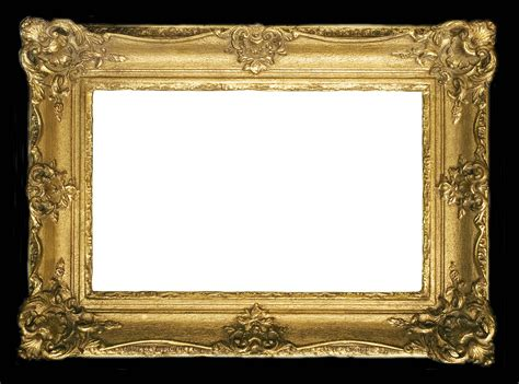 gold pattern frame gold picture frames old gold frames presenting digital