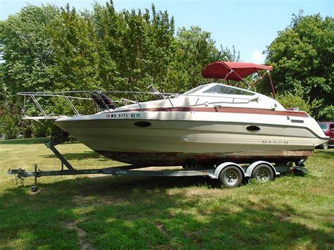 1991 maxum boat parts 1991 maxum 2500 scr wittman maryland boats