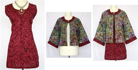 Limited Zakia Blouse Batik Kombinasi Murah butik batik motif dan model terbaru