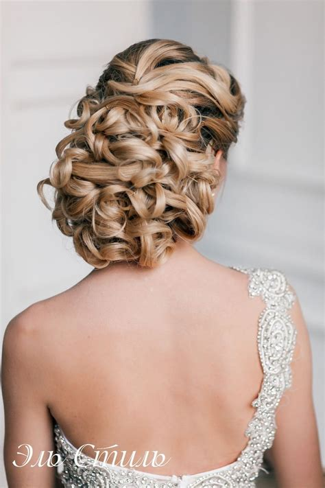 50 wedding hairstyles with glam deer pearl