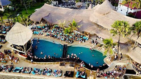 Comfort Beds Welcome To Finns Beach Club Canggu Bali
