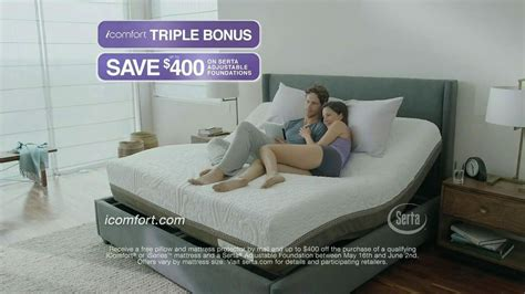 icomfort commercial actress serta icomfort sleep system tv commercial update ispot tv