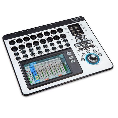 Mixer Digital Qsc Touchmix 16 qsc touchmix 16 compact digital mixer b stock at