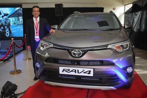 Toyota New Launch Toyota Kenya Launches New Look 2016 Rav 4